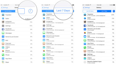 Tips Menghemat Baterai iPhone