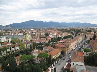 Pisa Town, Italy