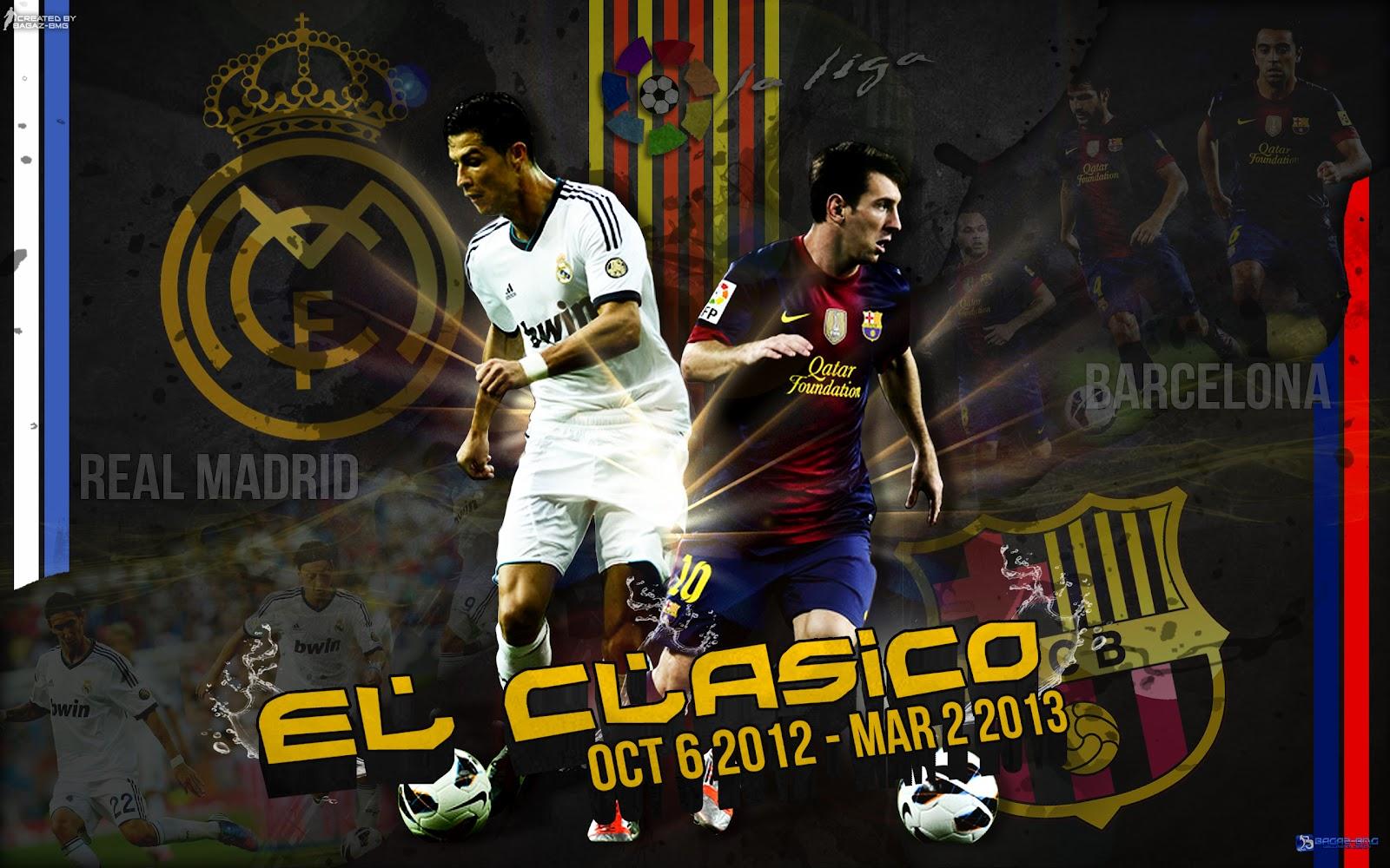 Trololo Blogg El Clasico Wallpaper