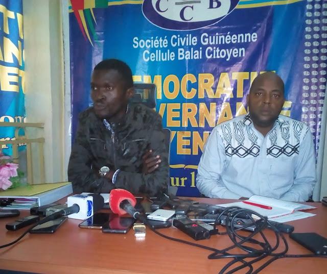 Guinée: Affaire Dr Ousmane Kaba, la cellule balai citoyen défi le collectif des avocats du PADES 1