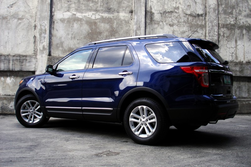 Review: 2012 Ford Explorer 2 0 EcoBoost GTDi | Philippine