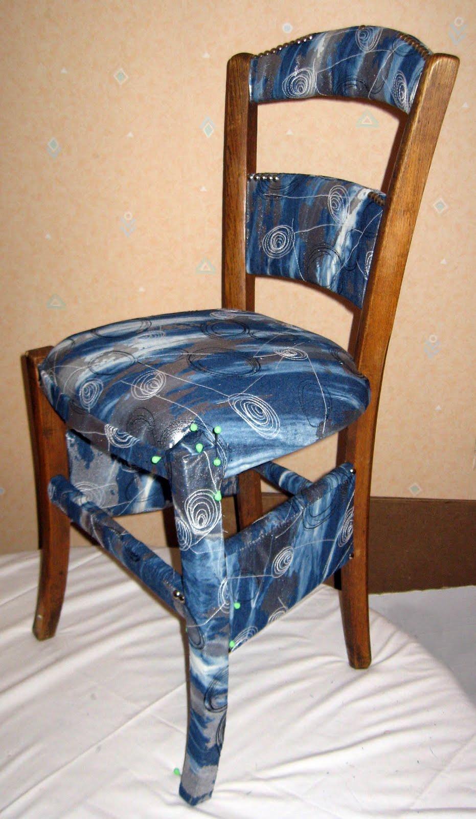 lolo hzt blog chaise toute en jean. Black Bedroom Furniture Sets. Home Design Ideas