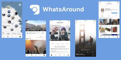 WhatsAround Fotoğraf Paylaşarak Kazanç Sağlama(Ödeme Kanıtlı)