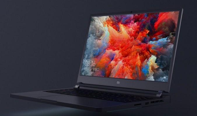 Spesifikasi Xiaomi Mi Gaming Laptop
