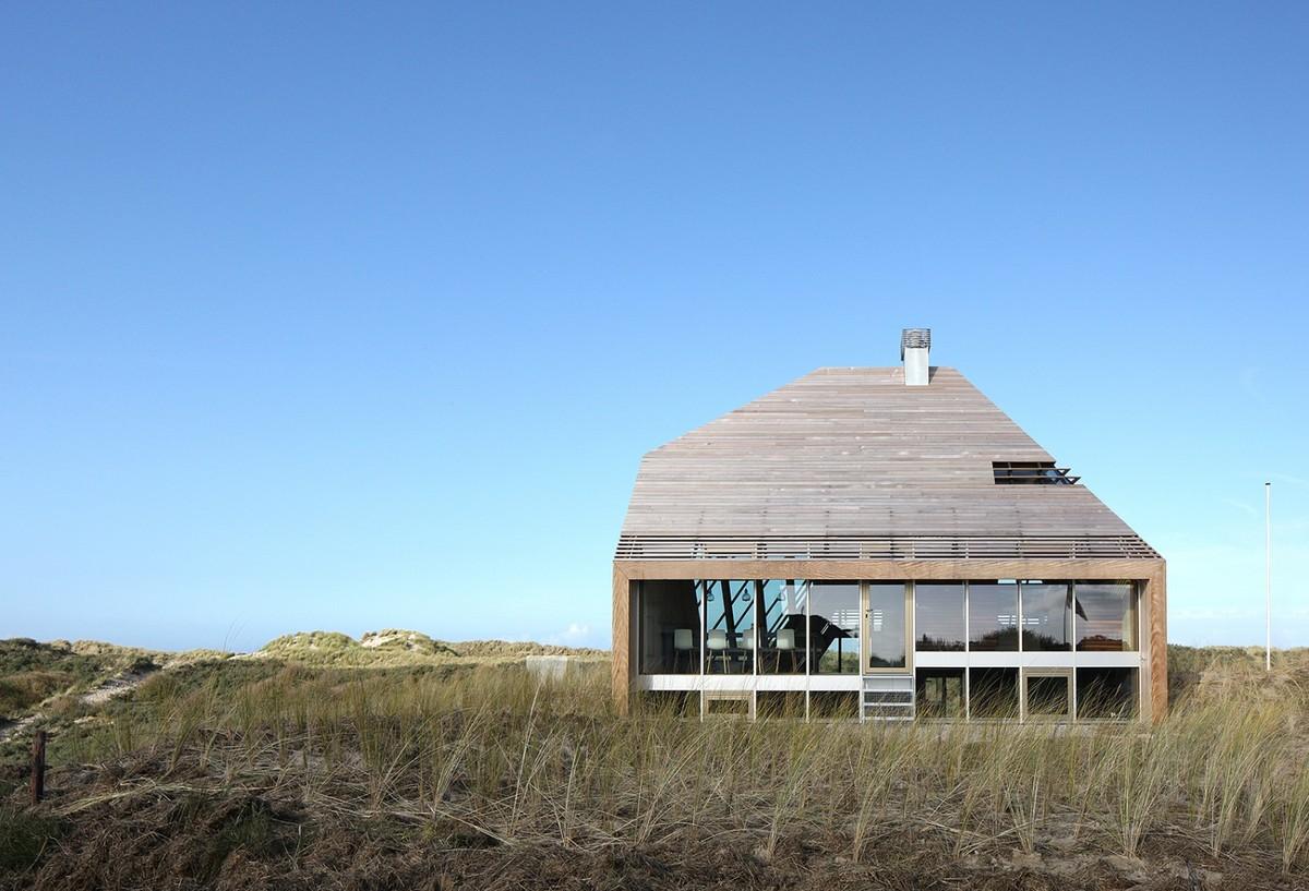 Casas modulares y prefabricadas de diseño: Casa geométrica ...