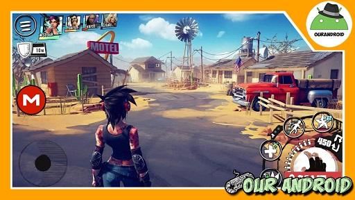 Dead Rivals - Zombie MMO  APK FULL