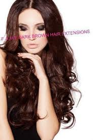 Dark chocolate brown shade is the new addition in dark brown color and ...
