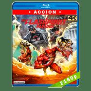 Liga de la Justicia: Paradoja del Tiempo (2013) HEVC H265 2160p Audio Dual Latino-Ingles