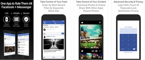 تطبيق فيس بوك Facebook