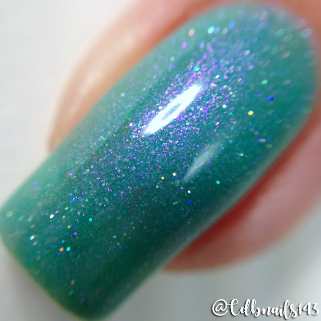 Lollipop Posse Lacquer-But My Hands are Busy in the Air