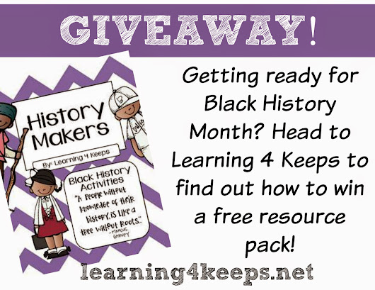 Black History Month Giveaway!