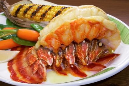 Baked Lobster Tail Recipe | Healthy Seafood Lobster Recipes ...