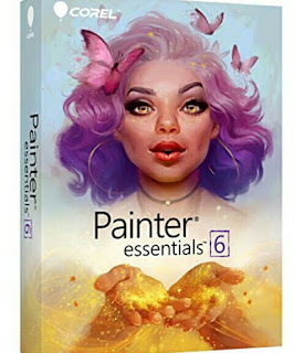 Digital Art Software - Corel Painter Essentials