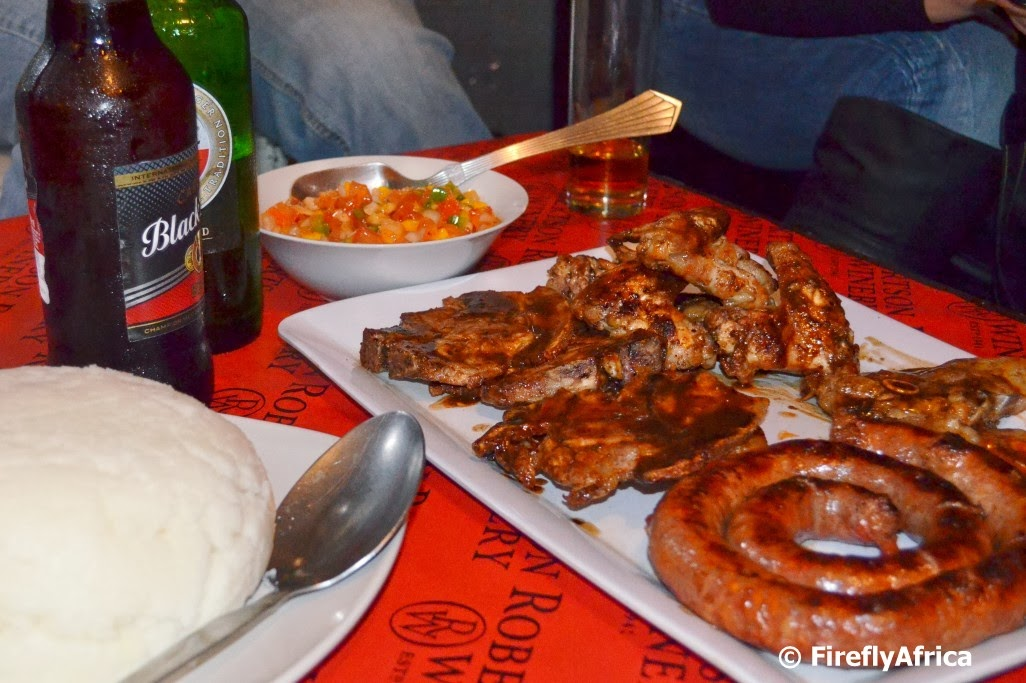 THE WINDHOEK Search for South Africa's Best Shisanyama IS BACK