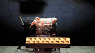 """""""Vangelo"""", σε σύλληψη και σκηνοθεσία Pippo Delbono, από το Emilia Romagna Teatro Fondazione-Teatro Stabile Publico Regionale."""