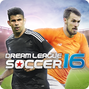 Dream League Soccer 2016 v3.09 Mod Apk + Data (Unlimited Money) Terbaru