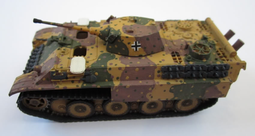 You Think The World Is Cruel Mean And Harsh Take A Look: The Scrapyard: Supertest Leak Aufklärungspanzer Panther