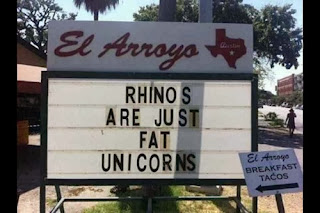 el arroyo texan breakfast tacos funny sign
