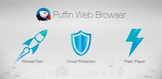 အင္တာနက္လိုင္း ျမန္ဆန္ၿပီး Bill စားသက္သာေစတဲ့ - Puffin Browser Pro v4.8.0 Apk