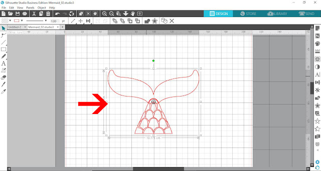 Loki Made It: How to add embossing effect to cookie cutter