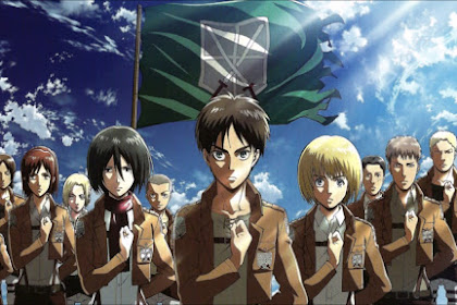 Lyrics and Video Shinzou wo Sasageyo - Ost Shingeki no Kyojin S2