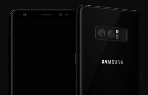 Samsung Galaxy Note 8'in Yeni Rengi Ortaya Çıktı