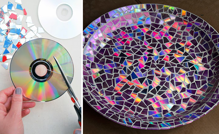 Decorar Con Cds 21+ Brilliant Diy Ideas How To Recycle Your Old Cds
