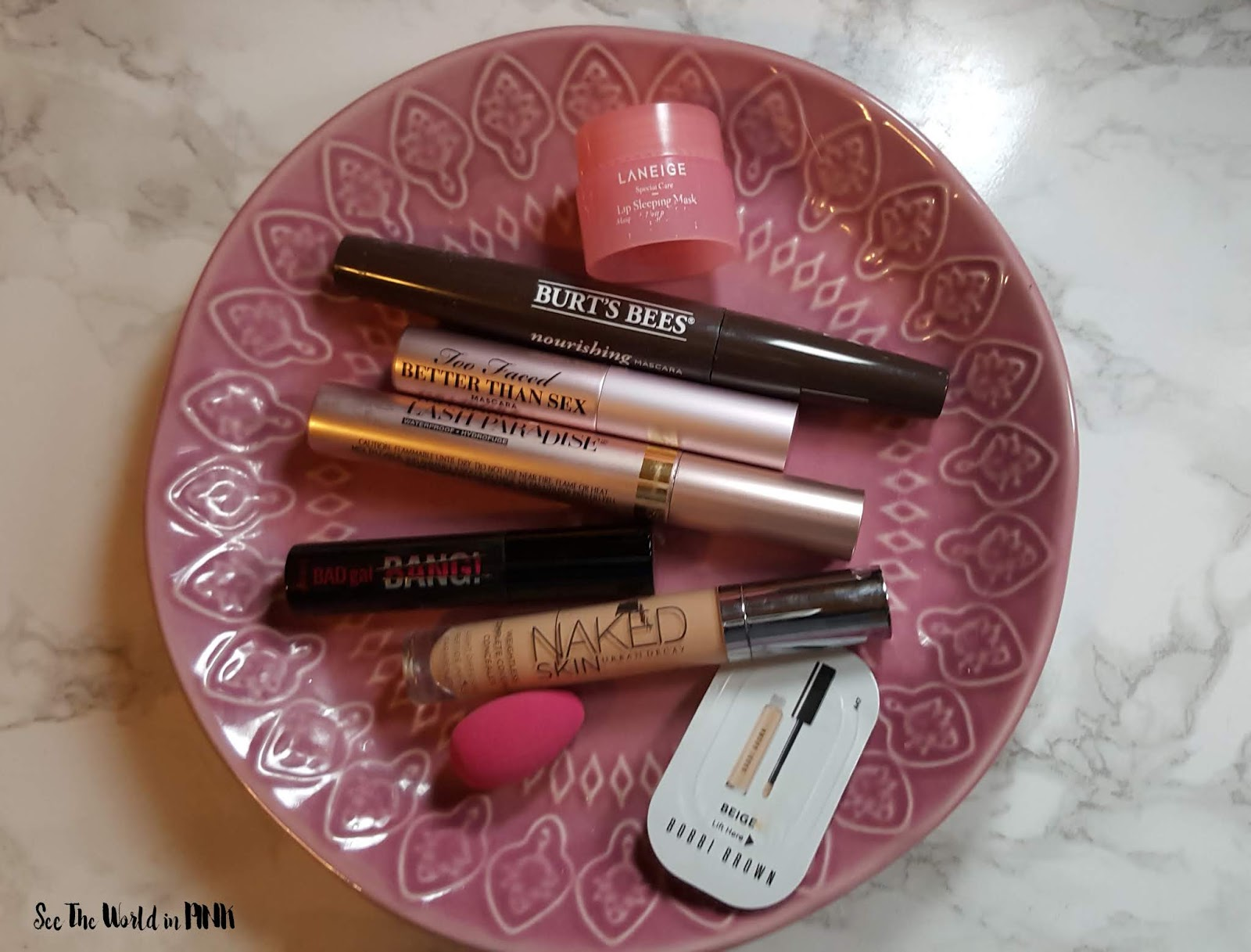 13e2c7ef78c November 2018 - Empties and Month in Masks! | See the World in PINK