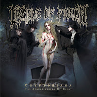 "Cradle of Filth - ""Cryptoriana - The Seductiveness of Decay"""