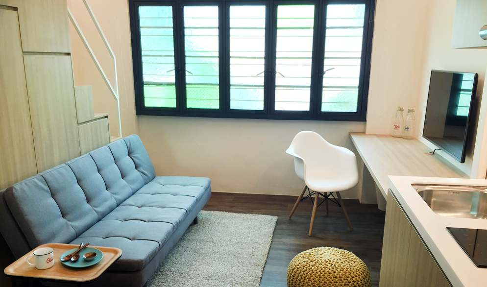 One Tree Outram Serviced Apartments Singapore