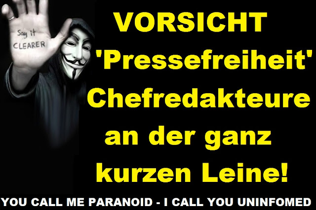 Raiffeisen Chefredakteure An Der Kurzen Leine The Austrian