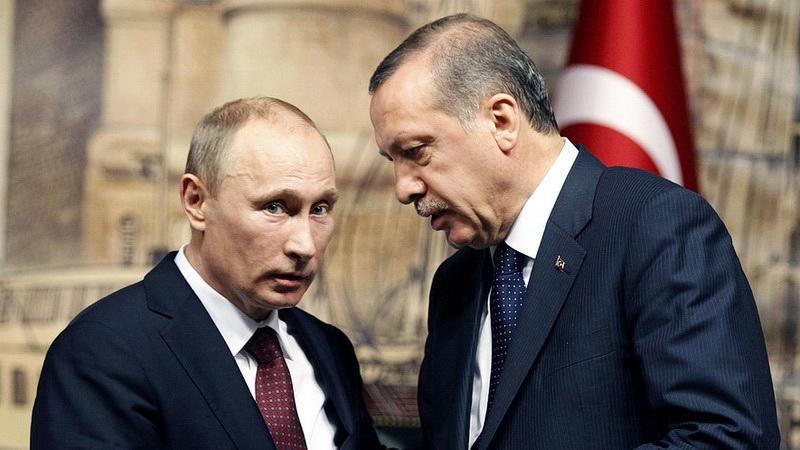 Η «προσέγγιση» Ρωσίας - Τουρκίας