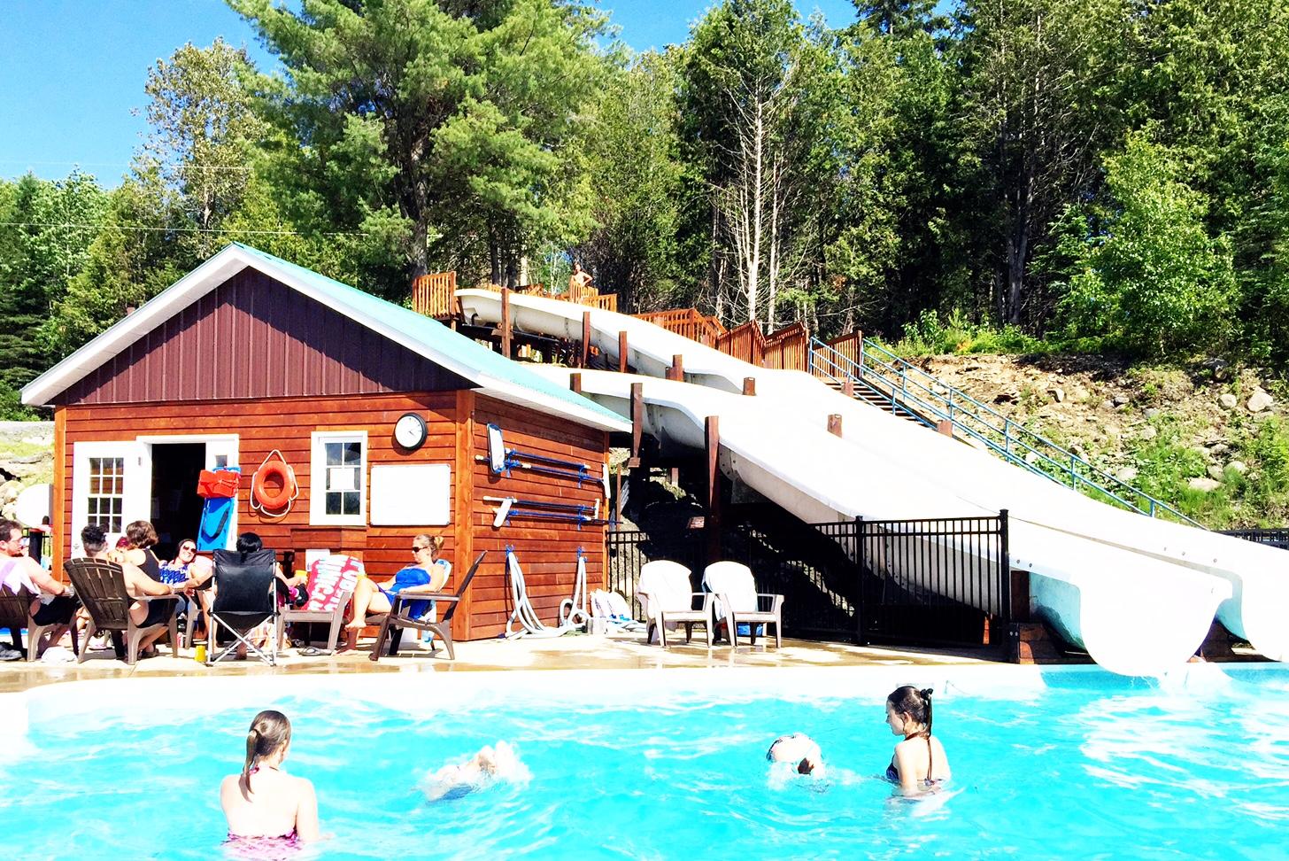 On a testé : Le Camping Aventure Mégantic