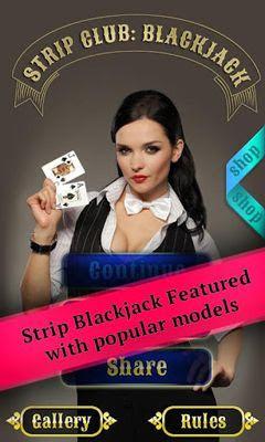 Strip Club: BlackJack