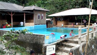 Kolam Renang Cipanas Karang Endah Ciasmara Bogor