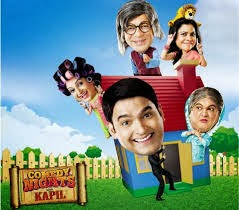 comedy nights with Kapil,