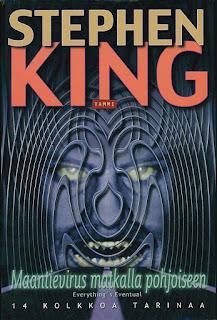 Maantievirus matkalla pohjoiseen - Stephen King