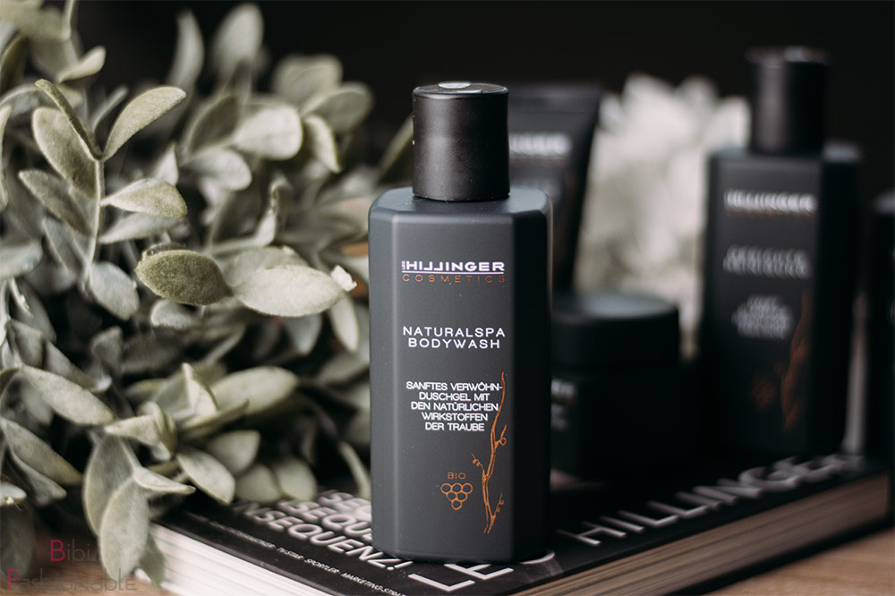 Hillinger Cosmetics Naturalspa Bodywash