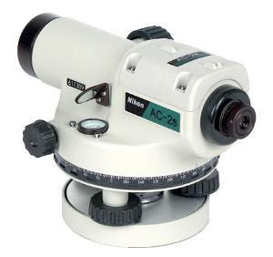 Automatic  level Nikon ac 2s