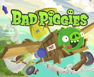 تحميل لعبه الخنزير Bad Piggies للكمبيوتر