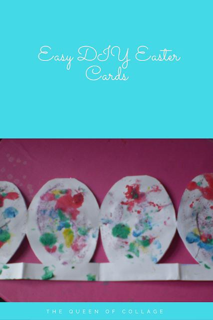 Easy DIY Easter Cards