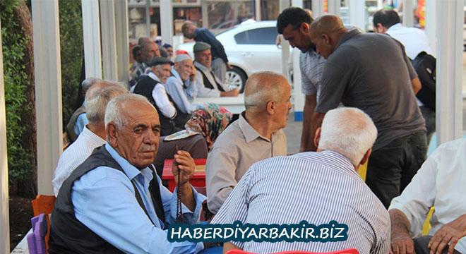 Diyarbakır Bağlar 5 Nisan Mahallesinde Huzur Sokağı oluşturuldu