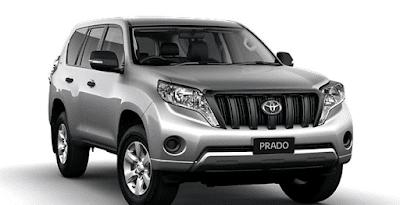 2018 Toyota Prado Revue, prix, spécifications et la date de sortie rumeur