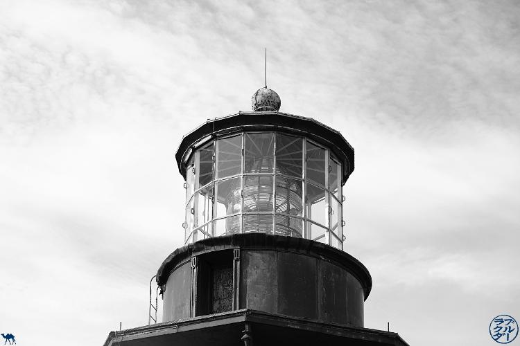Le Chameau Bleu - Blog Voyage Block Island - Le phare du Sud de Block Island
