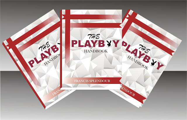 Playboy handbook book promo