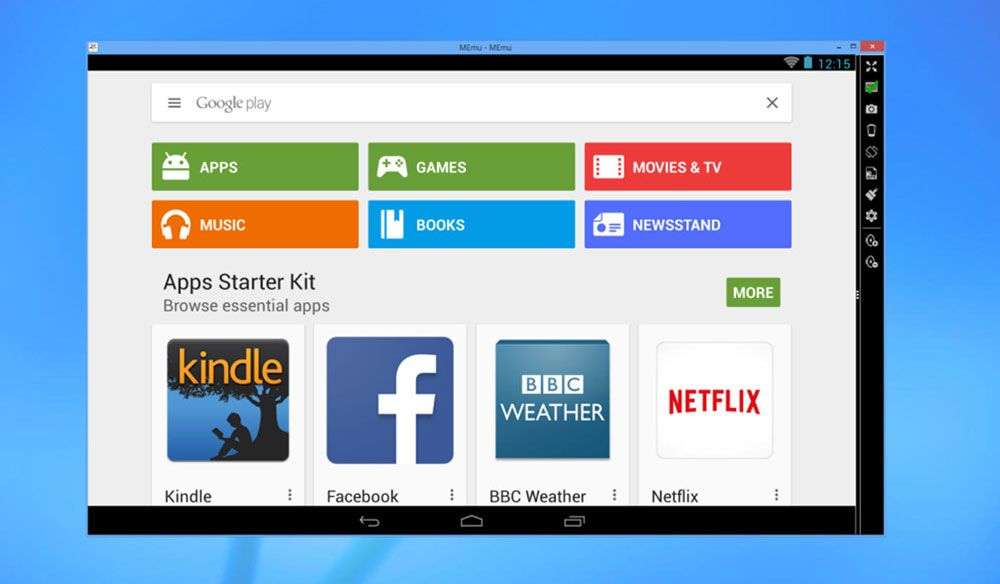 Bluestacks Alternatifi Android Oyun Emülatörü MEmu