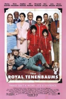 The Royal Tenenbaums (2001) BluRay 720p