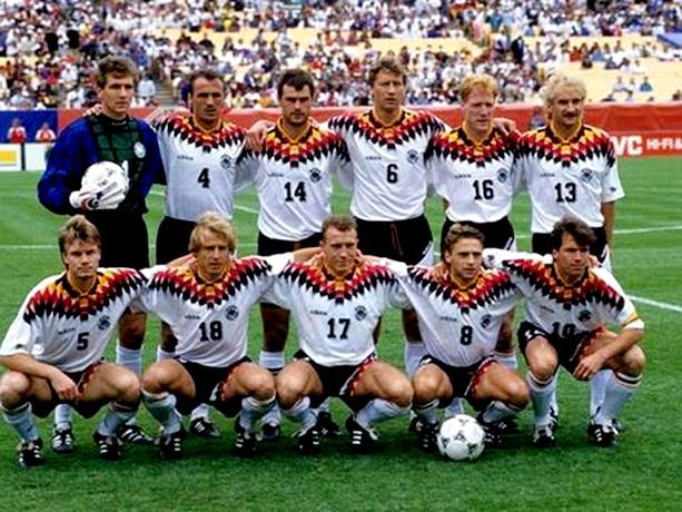 wm 94 deutschland
