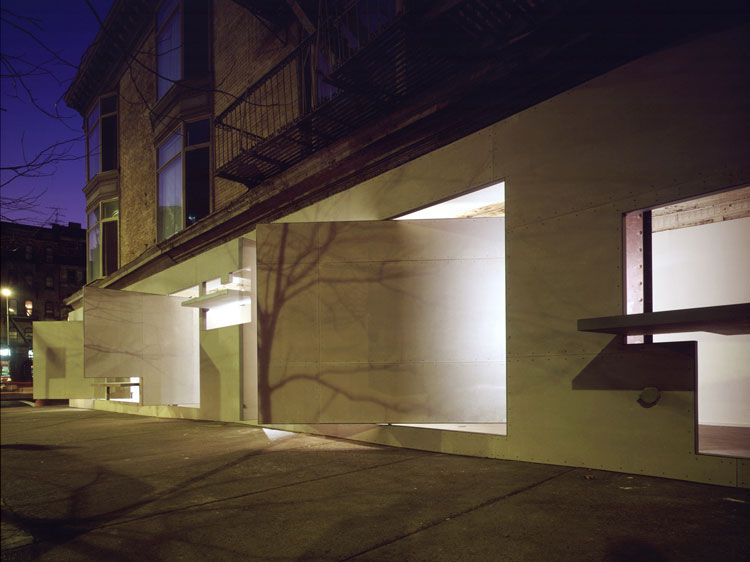 Unit 03 Metamorphosis Steven Holl Storefront For Art