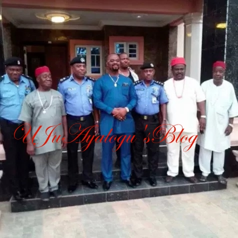 Obiano, Anambra Police Linked To 'Bishop' The Alleged Drug Lord Of Ozubulu